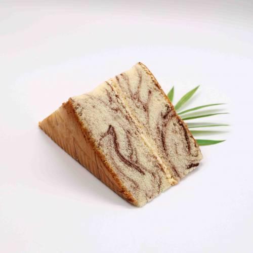 Honey Marble Cake Sandwich