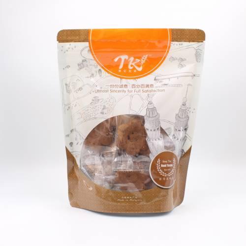 Premium Chocolate Walnut Cookies (±160g)