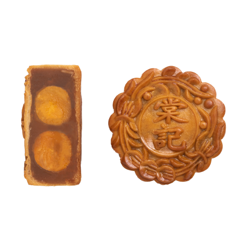Lotus Paste with Double Yolks